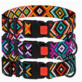 Aztec Design Dog Collar