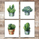Cactus Decor Art Prints
