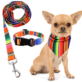 Cinco de May Dog Collar