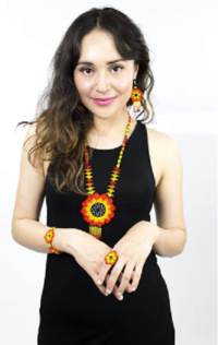 Handmade Mexican Beaded Necklace