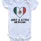Just A Little Mexican T-Shirt