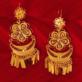 Mexican Chandelier Earrings
