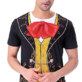 Mexican Mariachi Shirt Costume