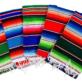 Mexican Serape Blankets