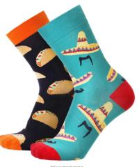 Mexican Theme Men's Socks