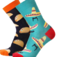 Mexican Theme Men's Socks