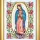 Our Lady of Guadalupe Cross Stitch Kit