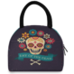 Day of the Dead Skull Lunch Bag