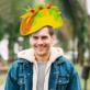Fiesta Taco Hat