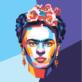 Frida Kahlo Wall Poster