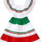 Girl's Cinco De Mayo Dress