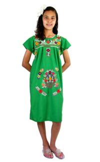 Mexican Puebla Dress